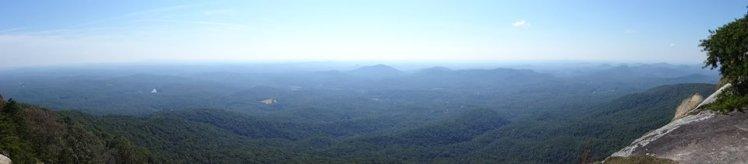 pinnacle view