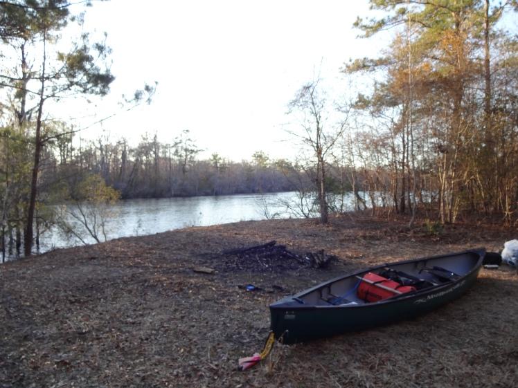 camping-waccamaw-river